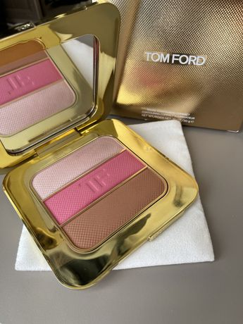 Лимитированная палетка Tom Ford Soleil Afterglow 02