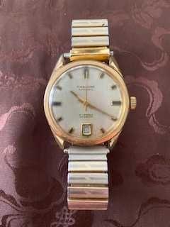 Relógio de pulso homem, automático, marca Tissoure, vintage