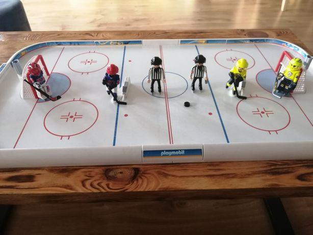 Playmobil boisko do hokeja