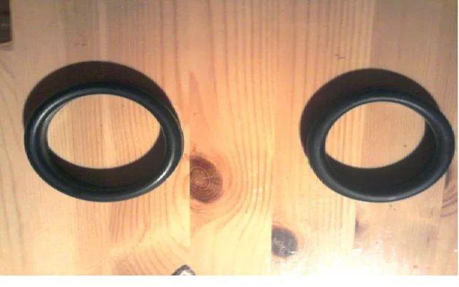 Kratki i okrągłe gumy nawiewu bmw e34,e39