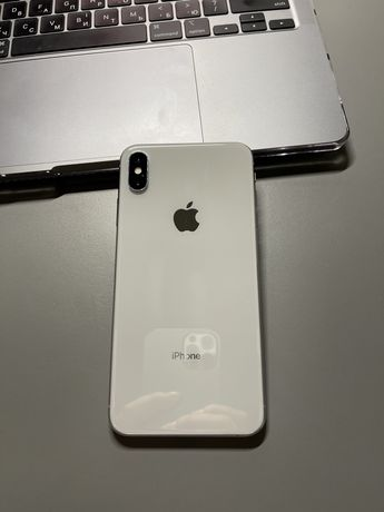 Iphone Xs Max silver, 512gb