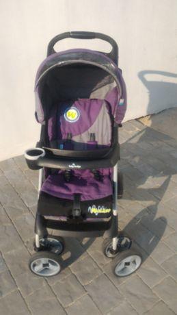 Wózek spacerowy Baby Design Walker