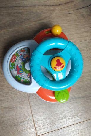 zabawka ruszająca kierownica