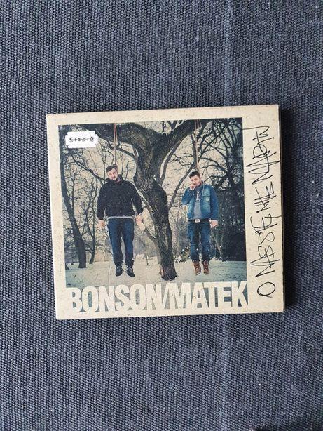Płyta CD Bonson Matek O nas się nie martw z Autografami