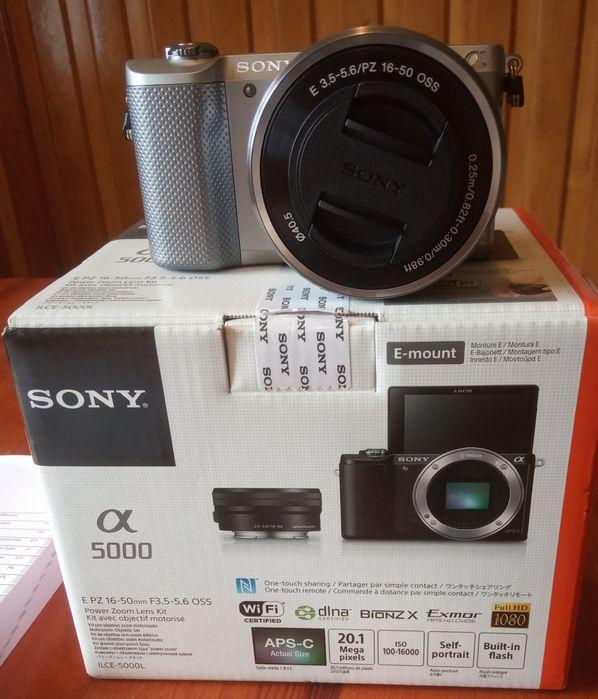 Sony ALPHA 5000L Sędziszów Małopolski - image 1