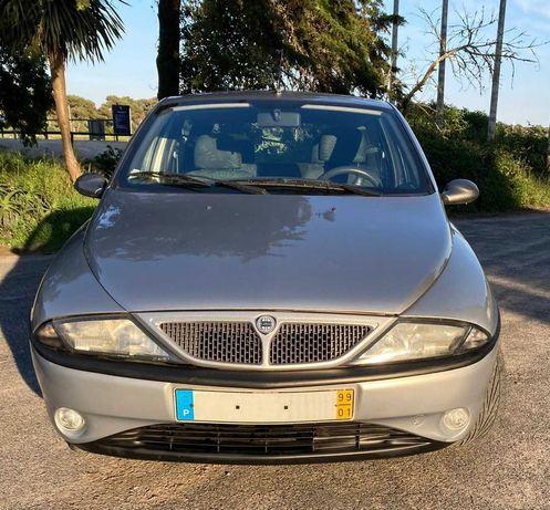 Lancia Y Rosso 16v