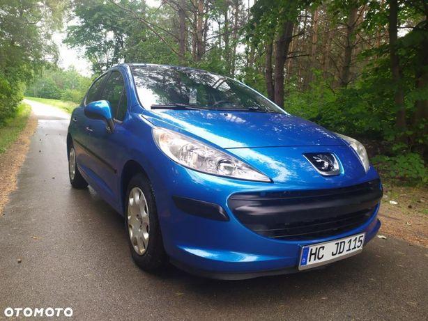 Peugeot 207 Piękny*1.4 8V*BluMetalic*2kpl kół*Opłacony z Niemiec