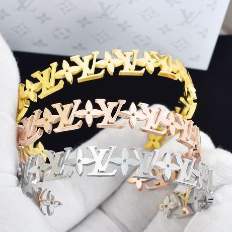 Nowe bransoletki lv 3 kolory do wyboru