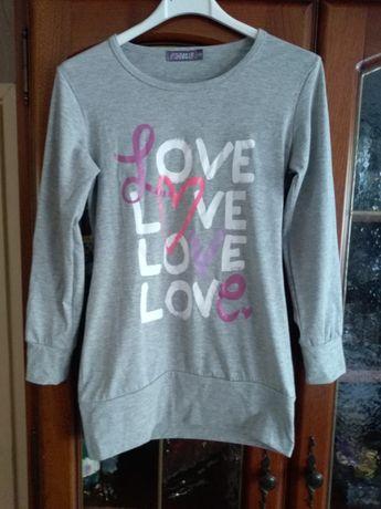 Bluza roz. 146-152