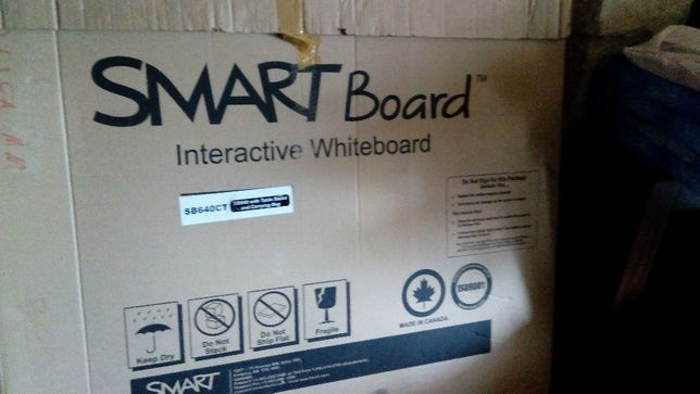 Tablica multimedialna SMART Board SB640CT 48cali stan bardzo dobry