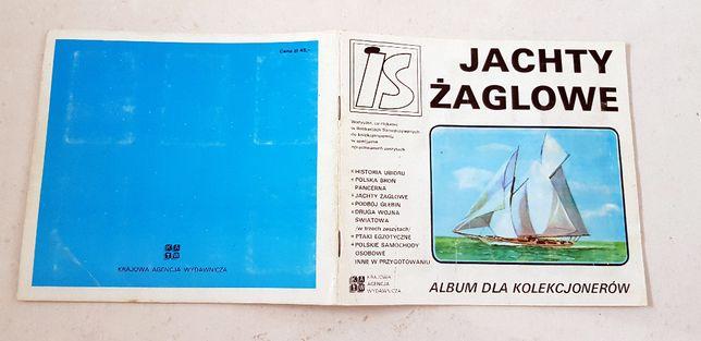 Jachty Żaglowe Album dla kolekcjonerów IS #6