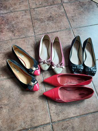 Zamienie buty damskie