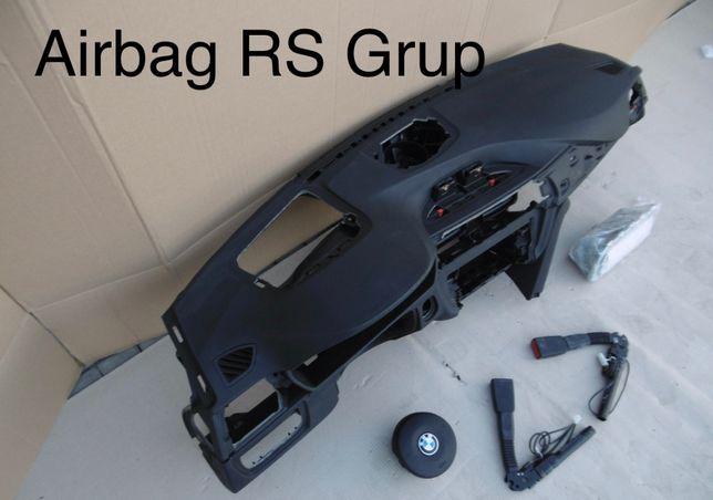 bmw f30 painel do bordo tablier airbags cintos!