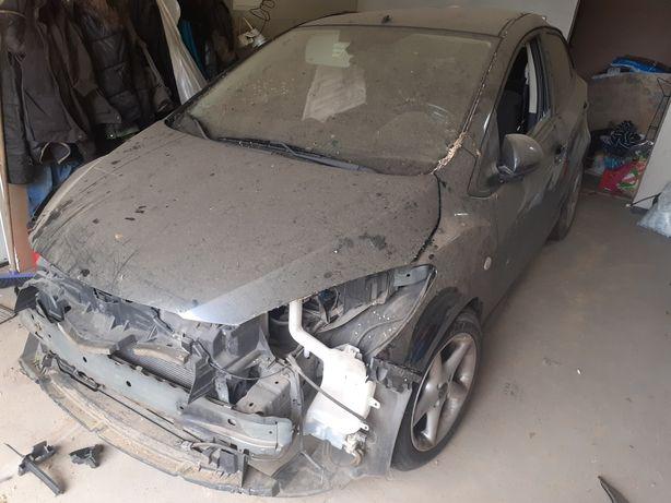Mazda 2 na śrubki