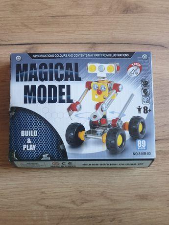 Robot do złożenia Magical model Build i play