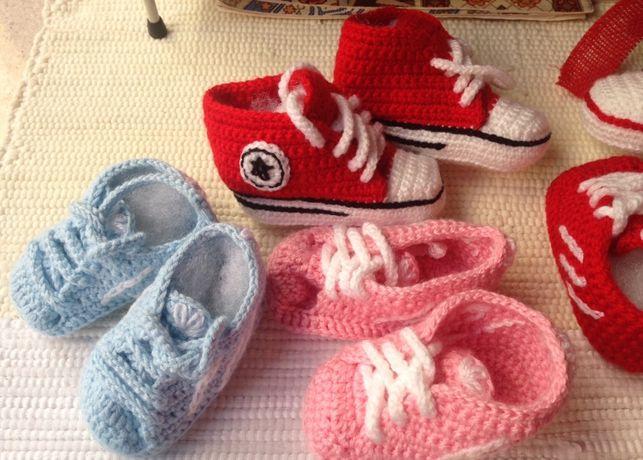 Ténis para bebé dos 0 aos 18 meses