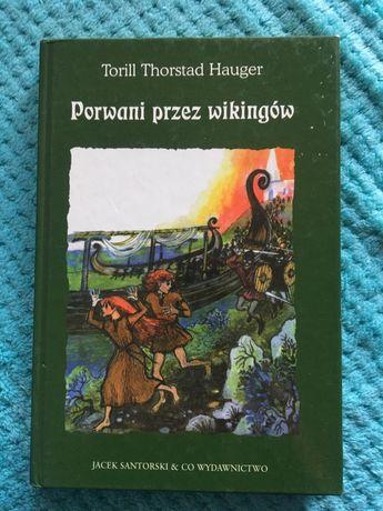 Książka Porwani przez wikingów