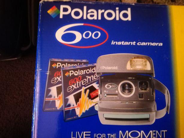Aparat Polaroid 600