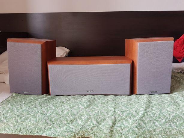 Kolumny głośnikowe tonsil maestro 2 sat zestaw kina domowego głośniki