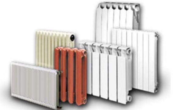 Радиатор биметаллический 500*80 и 500*96 отопление!Полная комплектация