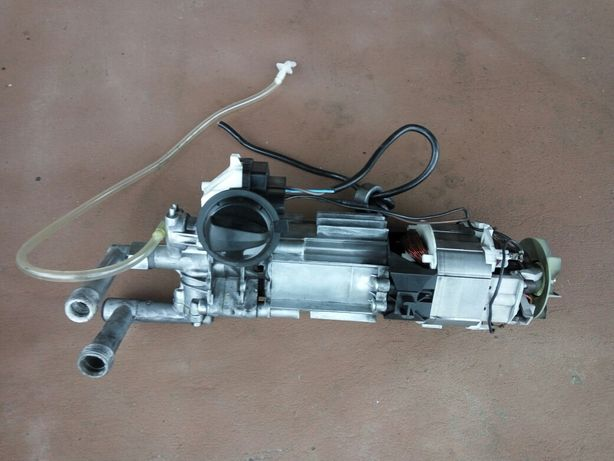 Silnik karcher k5.7 k4.8md na indukcyjny ze szczotkowego k4.8 k5.7md