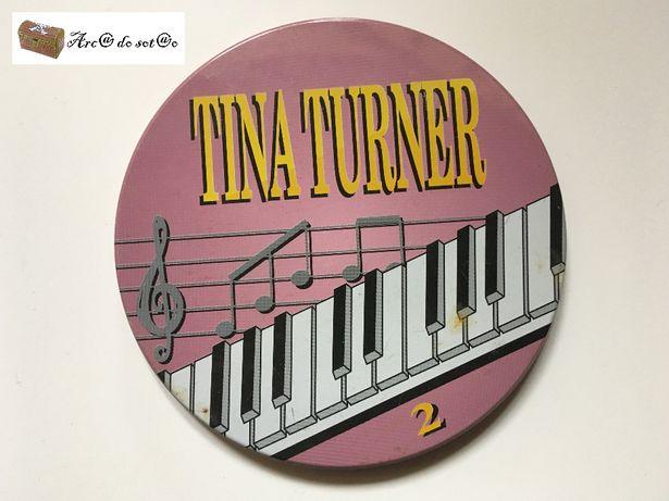 Album CD Tina Turner - Colecção Alfa Delta