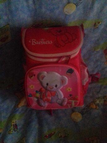 Рюкзак для дівчинки