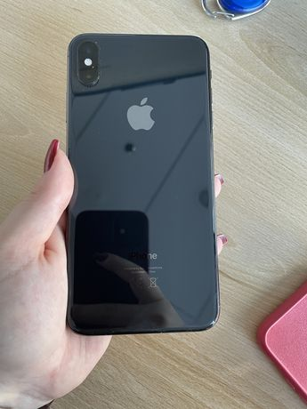 iPhone XS Max 256 GB czarny