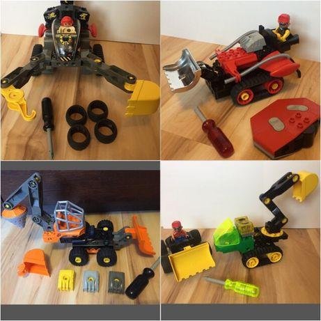 Lego Duplo Toolo 2916 klocki statek kosmiczny na baterie Unikat