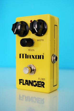 efekt gitarowy flanger Maxon FL301 MIJ Japan