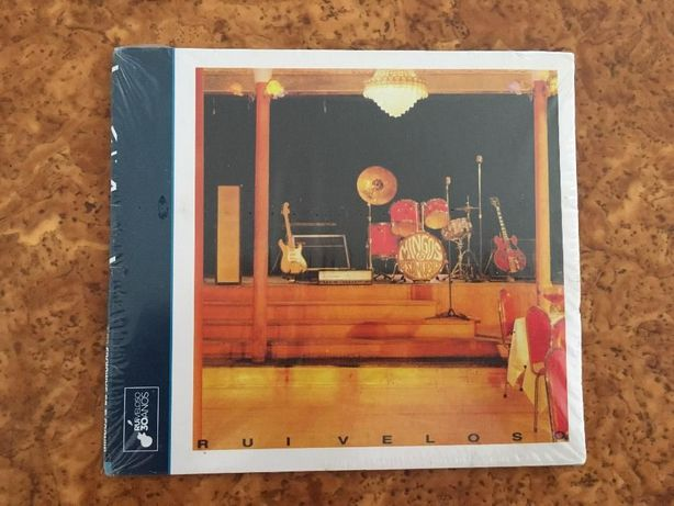 CD Rui Veloso Mingos & os Samurais - L079