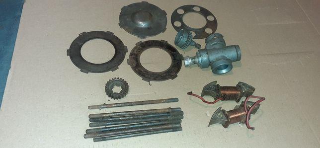 Zestaw części gaźnik cewki szpilki wsk125/wfm TANIO!