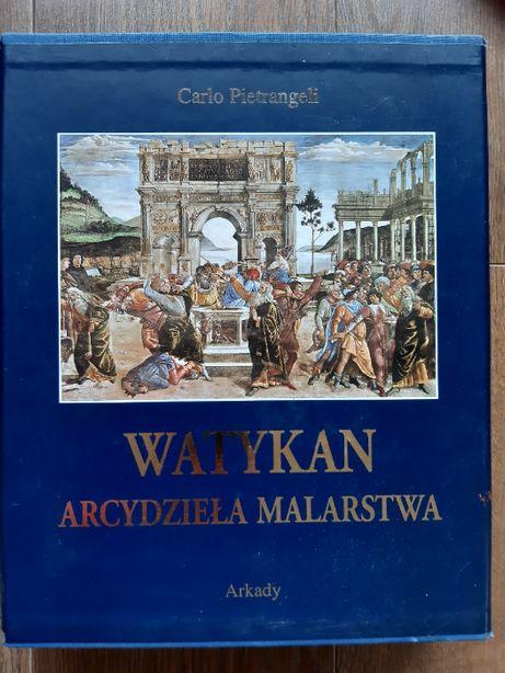 Sprzedam album Watykan Arcydzieła Malarstwa