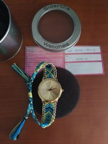 Relógio Sidartha