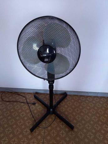 Вентилятор напольный Clatronic.