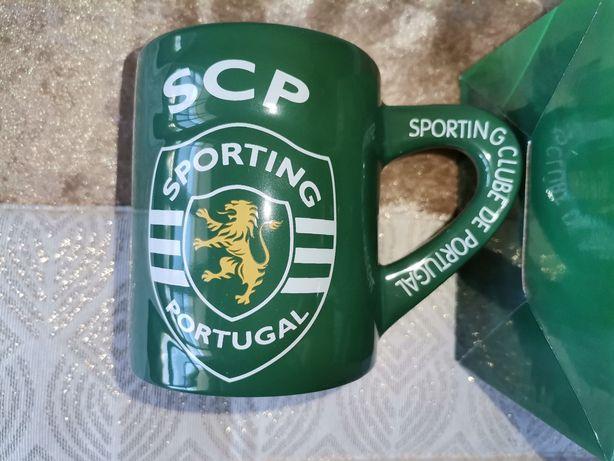 Caneca Sporting Clube de Portugal