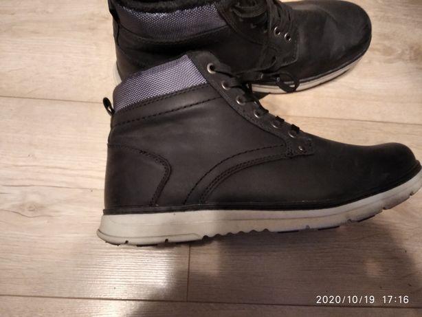 Buty chłopięce ocieplane r.40