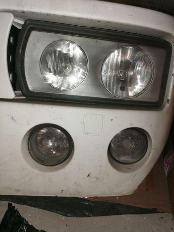 Lampy Iveco Stralis