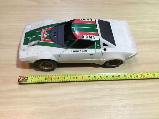 Slot car antigo Lancia