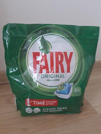 Tabletki do zmywarki Fairy Original ''All in One''