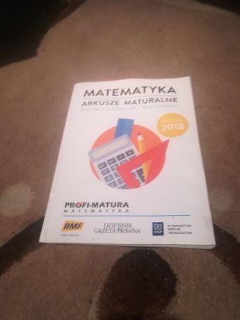 Matematyka arkusze maturalne Matura 2018