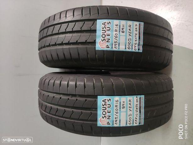 2 pneus 195/60R16 Good year - Oferta dos Portes