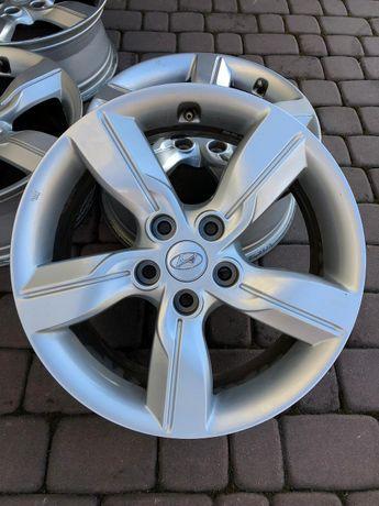 Oryginalne alufelgi Hyundai 5x114,3 17 Czujniki Veloster I30 Tucson