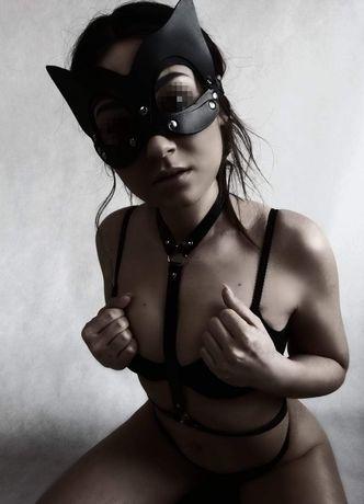 Ekskluzywna maska na twarz