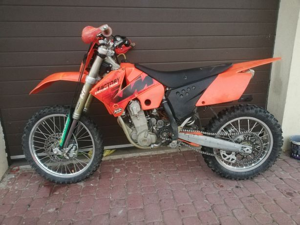 KTM 250exc RFS 2005r