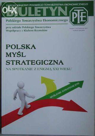 Ekonomia Zarządzanie Strategia (Biuletyn PTE)