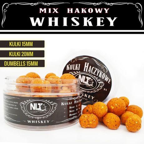 Kulki proteinowe NLT hakowe Whiskey MIX - produkt polski