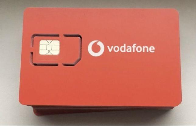 Стартовые пакеты Vodafone/Lifecell/Yezz