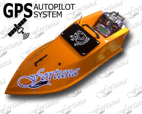 GPS макси. Профессиональный кораблик Фортуна. РАССРОЧКА