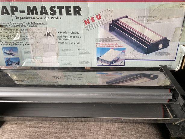 Tap master zestaw  do rozwijania ciecia i nakladania kleju tapety
